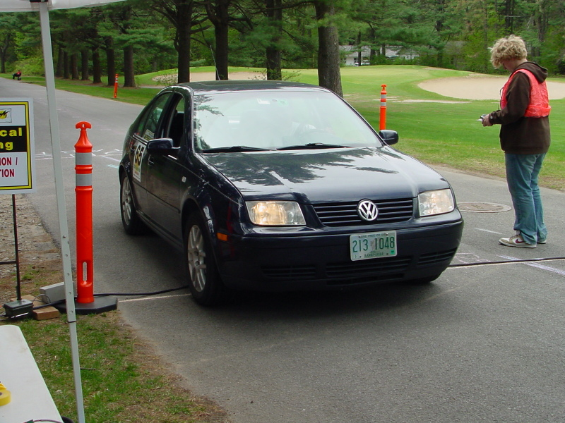 2000 VW TDI on B100