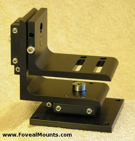Foveal Systems Foveal 2 Axis Fine Adjustment Camera Mount